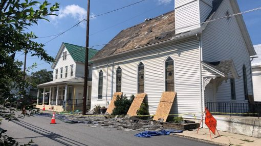 church removal
