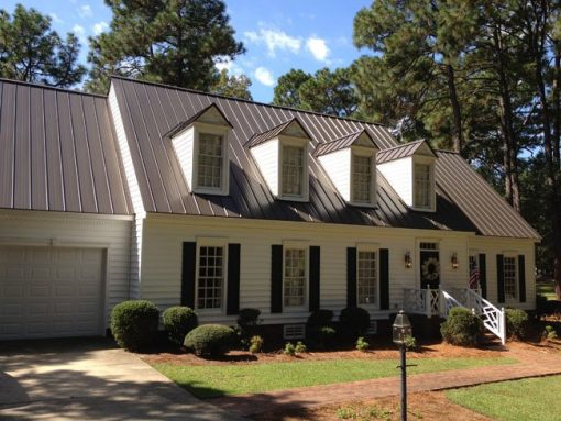 metal roof maintenance needs