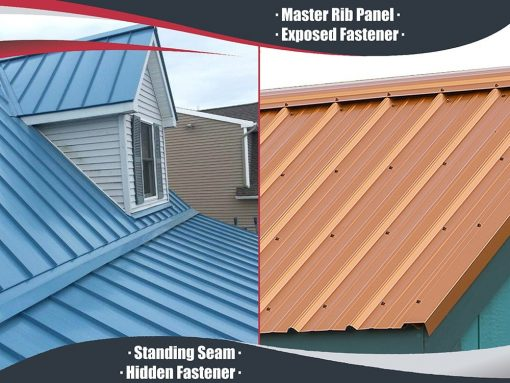 standing seam vs exposed fastener main min